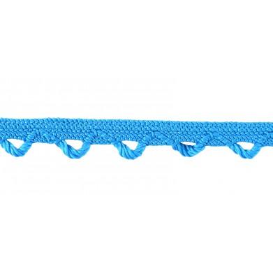 Remate hilo turquesa 1 cm
