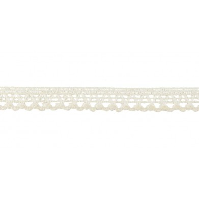 Puntilla hilo lino 1,5 cm