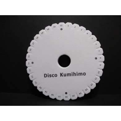 Disco Kumihimo 12cm (MA82)