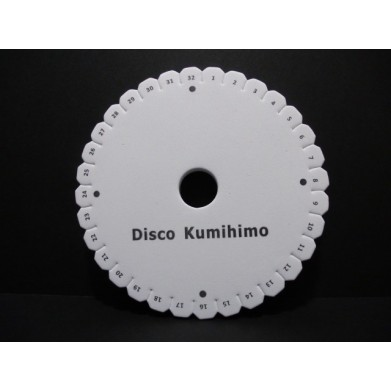 Disco Kumihimo 15cm (MA83)