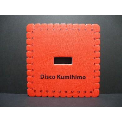 Disco Kumihimo 15cm (MA84)
