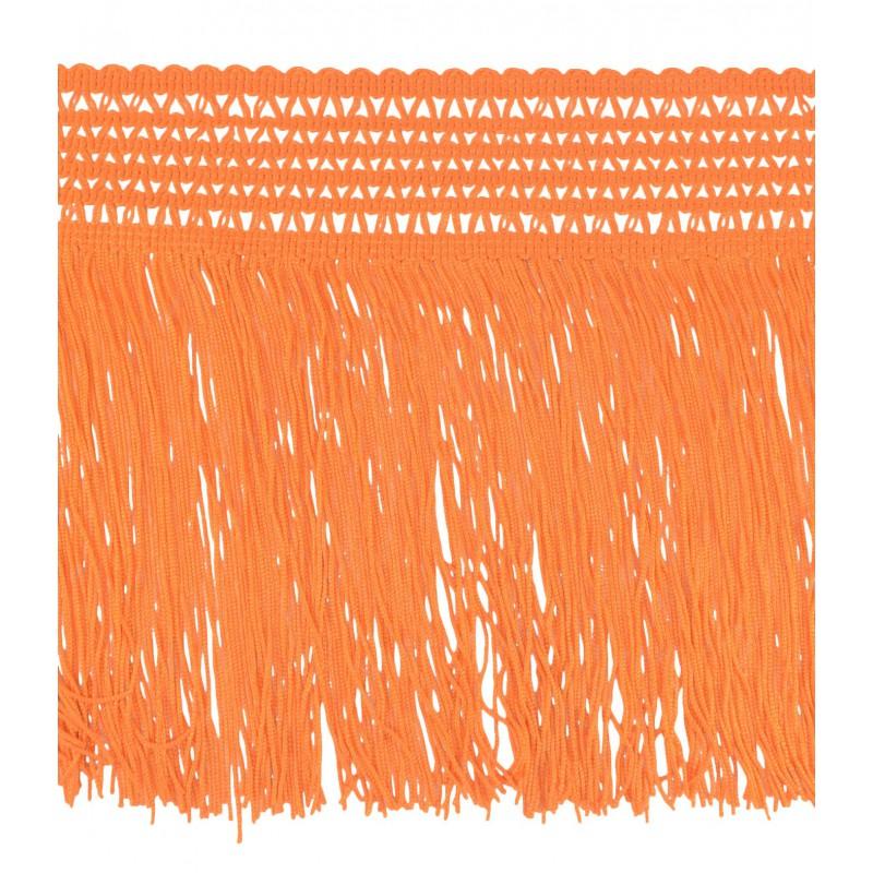Fleco naranja 20 cm