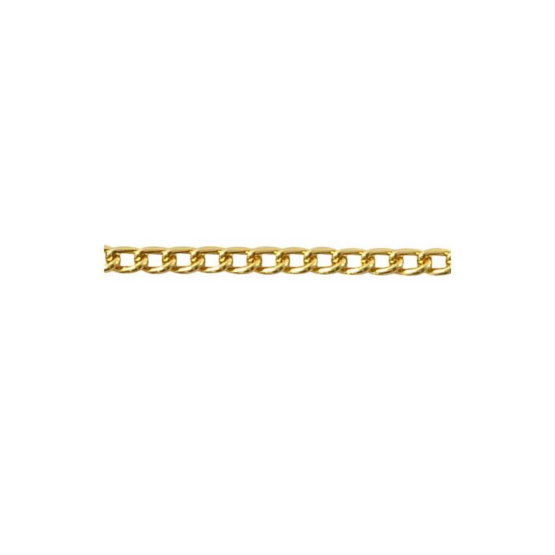 Cadena dorada (0.3 cm)