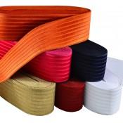 Cinta elástica 6cm colores