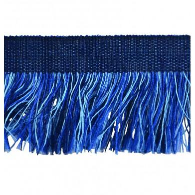 Fleco indio azul 3,5 cm