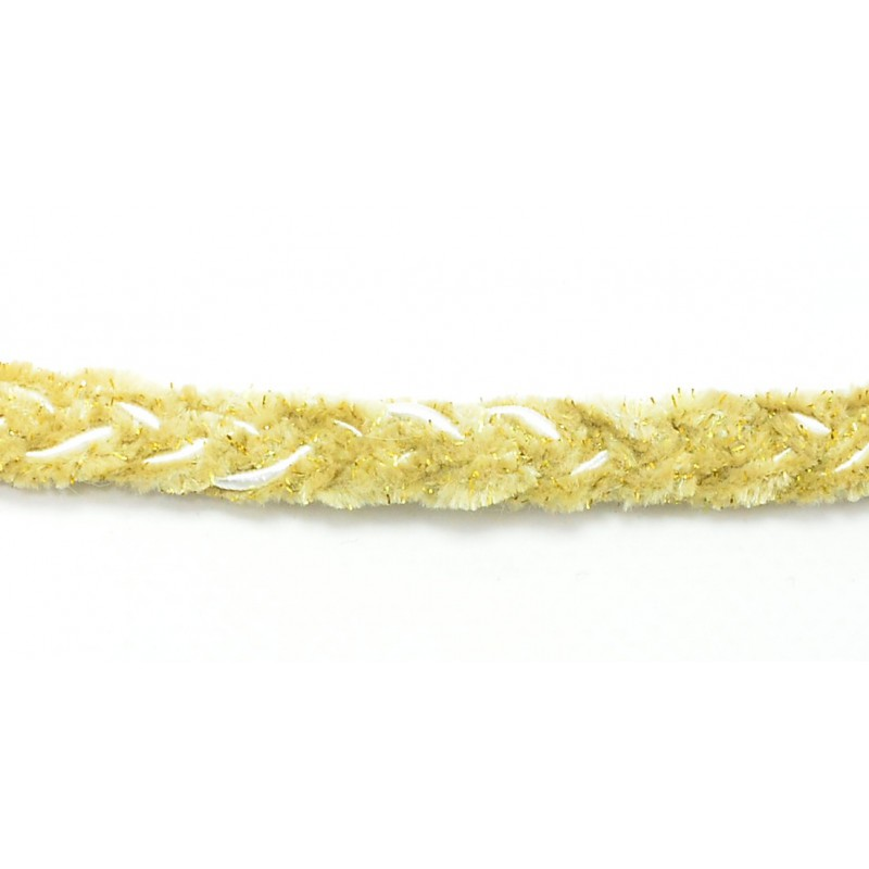 Pasamanería gris 1 cm