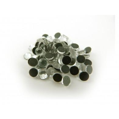 piedras strass termoadhesivas 6 mm