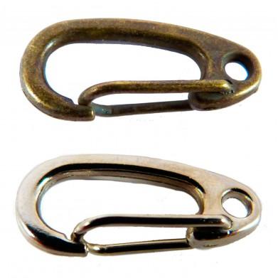 Mosquetón para cadena