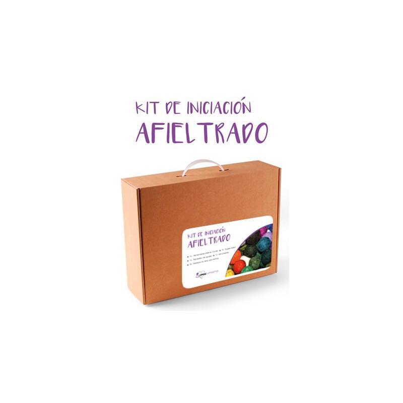 Kit de iniciación Afieltrado