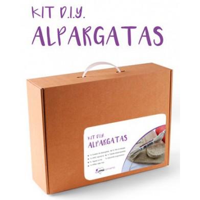 Kit D.I.Y. Alpargatas