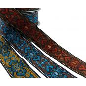 Tapacosturas estilo árabe 3,5cm