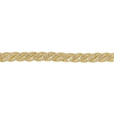 Cordón de lamé 9mm