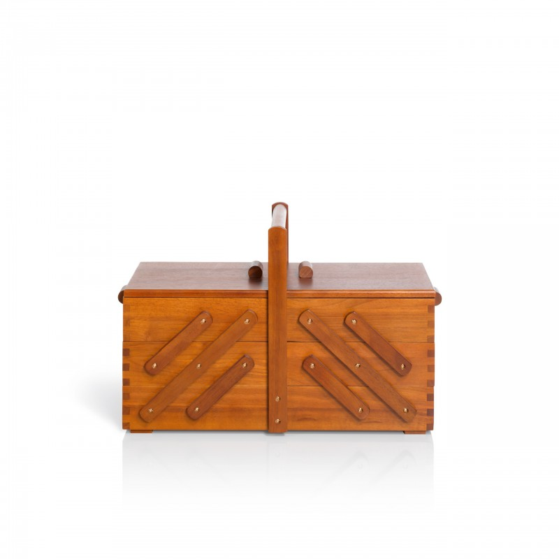 Costurero madera clásico grande