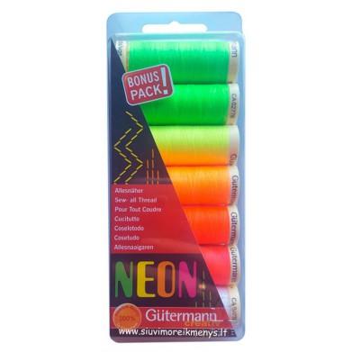 Kit neon Gütermann creativ