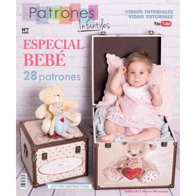 Revista Patrones de costura infantil Nº7
