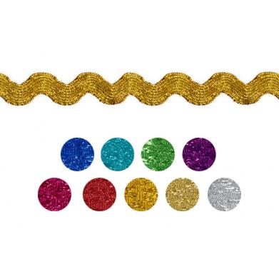 Piquillo metalizado 1,5 cm