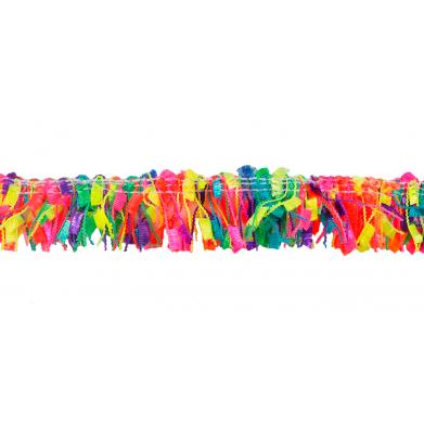 Fleco multicolor flúor 2,5cm