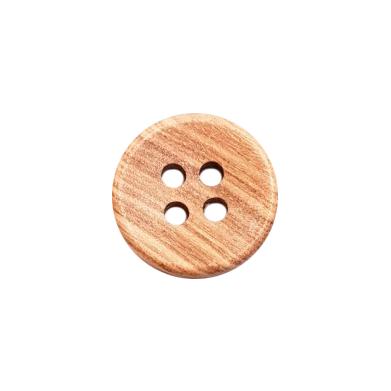Botón madera