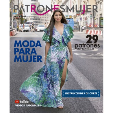 Revista Patrones Mujer Nº2...