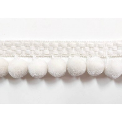 Madroño blanco roto 4cm