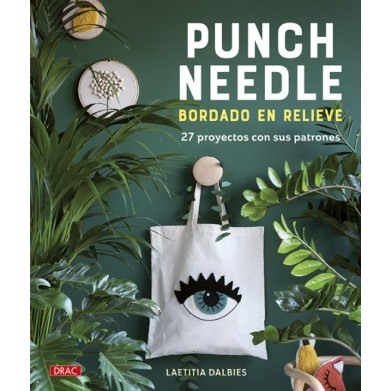 Punch Needle, bordado en...