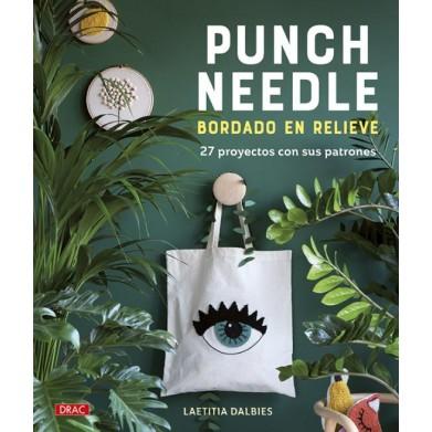 Punch Needle, bordado en...