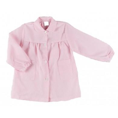 Mandilón rayas rosa