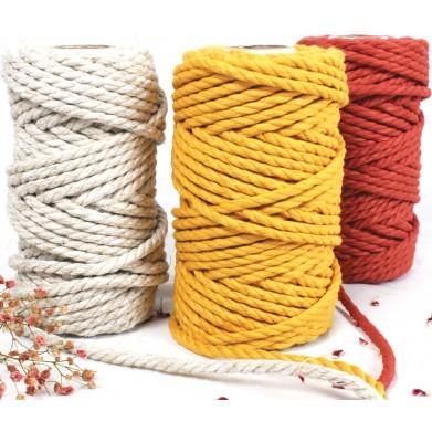 Cuerda para macramé 4,5mm...