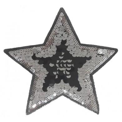Aplique estrella...