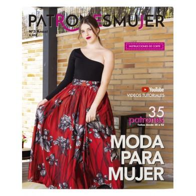Revista Patrones Mujer Nº3...
