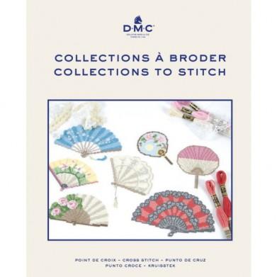 Colección DMC para bordar...