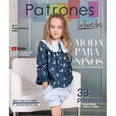 Revista Patrones Infantiles...
