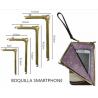 Boquilla smartphone oro viejo 14,5x8.5cm