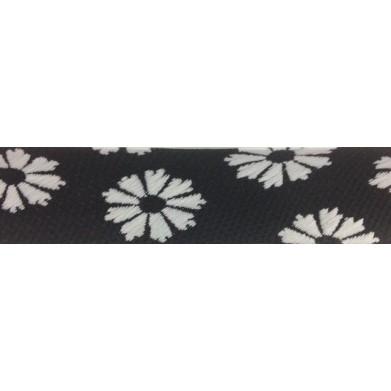Bies - flores blancas (25 mm)