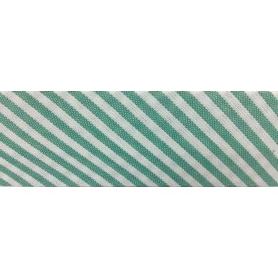 Bies - rayas verde  (30 mm)