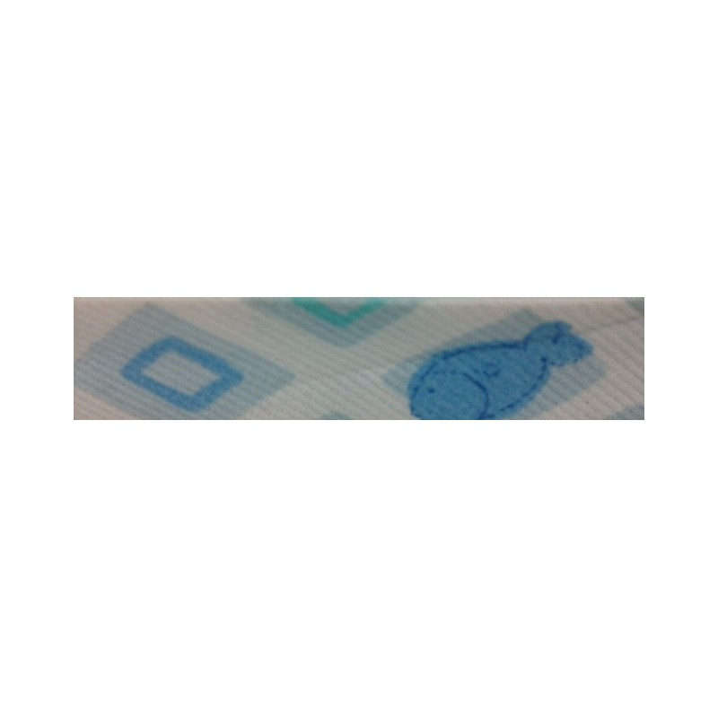 Bies - peces azules (18 mm)