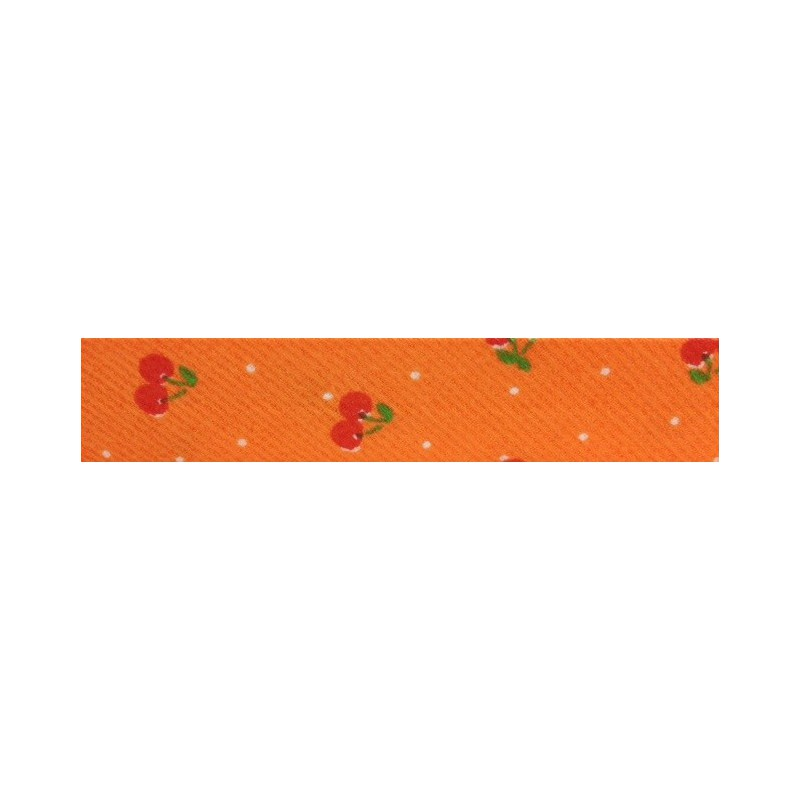 Bies - naranja con cerezas (18 mm)