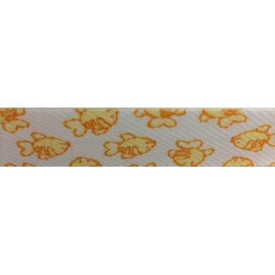 Bies - estampado peces (18 mm)
