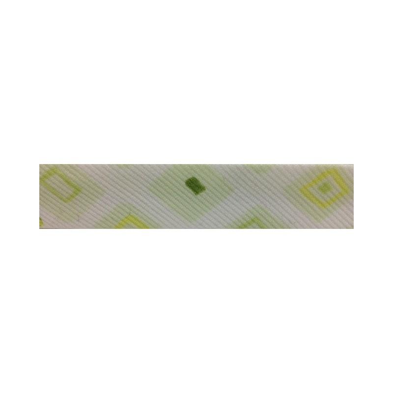Bies - rombos verdes (18 mm)
