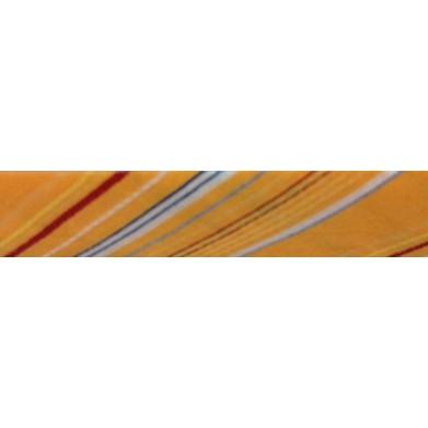 Bies rayas naranjas (18 mm)
