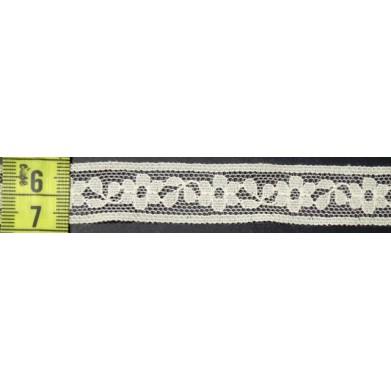 Puntilla nylon beige 1,8cm