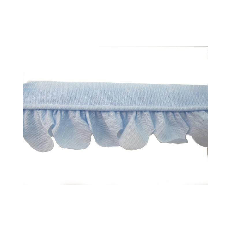 Vivo de pétalos azul (3,5cm)