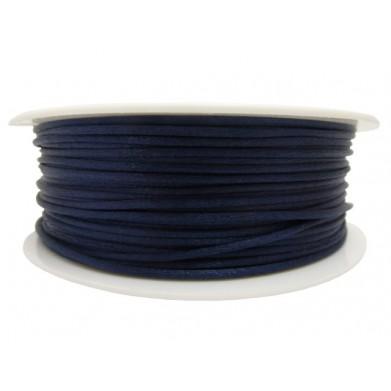 Cola ratón Ø 1 mm (azul marino)
