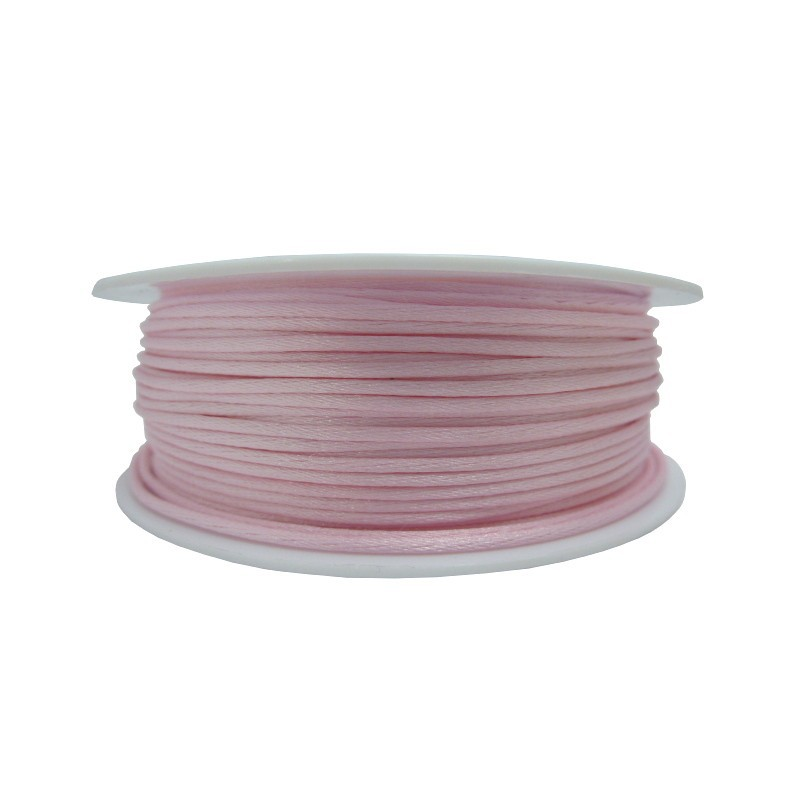 Cola ratón Ø 1 mm (rosa claro)