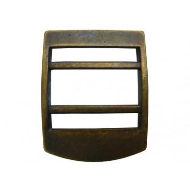 Hebilla oro viejo 3,5 cm