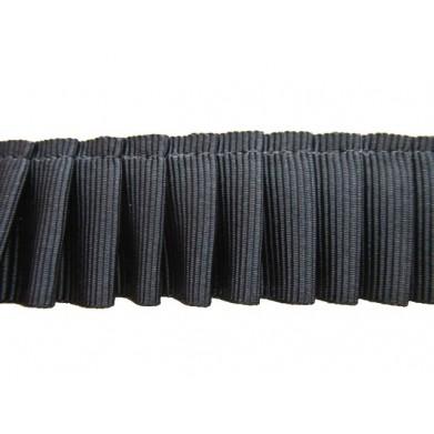 Plisado de falla gris 2,5 cm