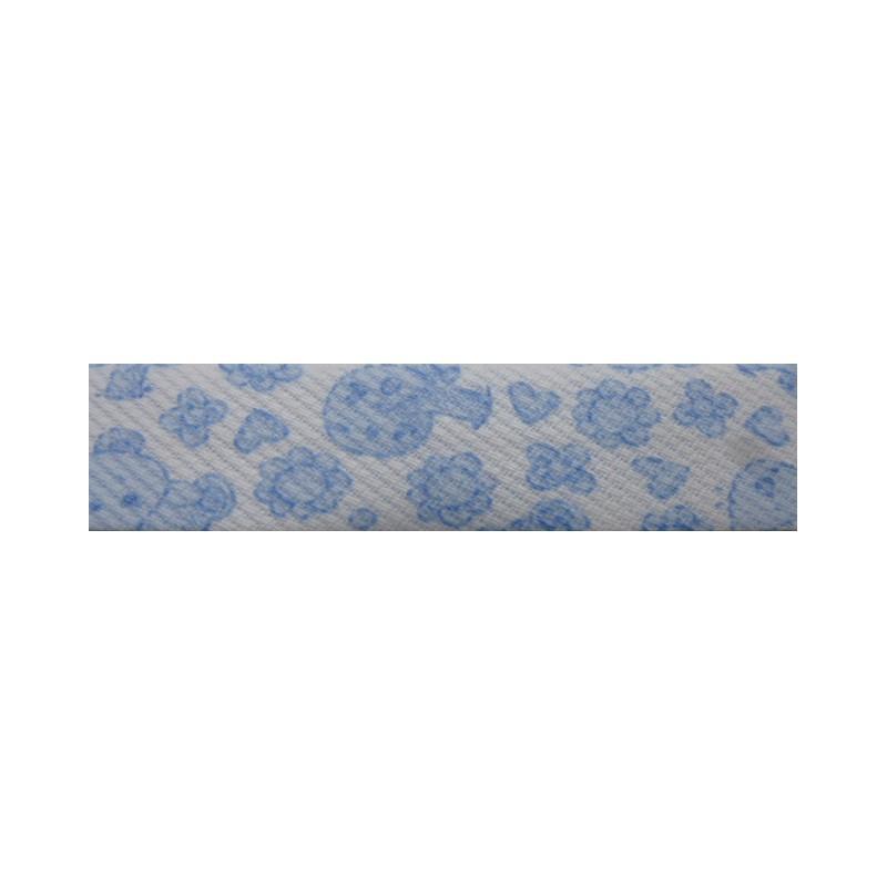 Bies infantil azul (18 mm)